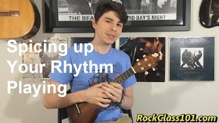 How to Add a Backbeat: Ukulele Rhythm Lesson