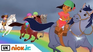 Dora and Friends | The Bridge to Caballee | Nick Jr. UK