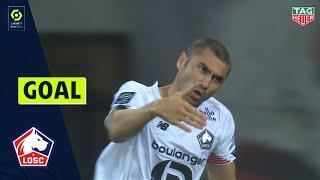 Goal Burak YILMAZ (58' - LOSC LILLE) OGC NICE - LOSC LILLE (1-1) 20/21