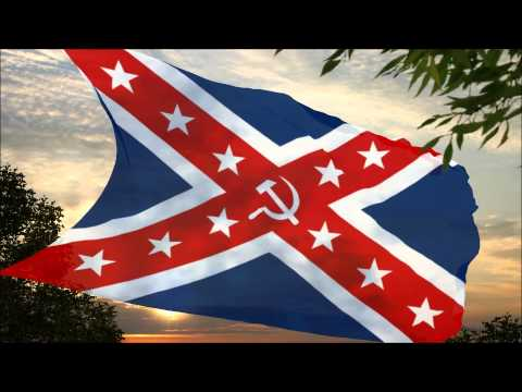 Confederate Socialist States of America (Fictional)