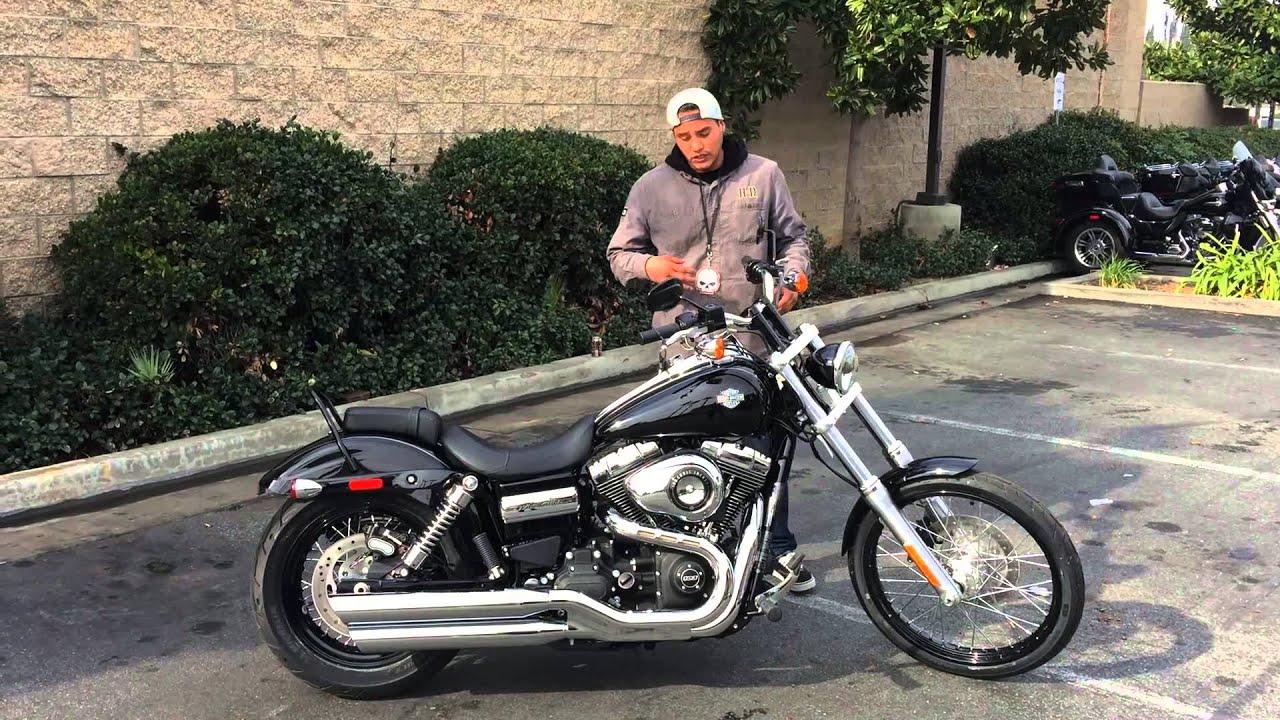 Riverside Harley Davidson Bike of the Week: 2015 FXDWG Wide Glide ...