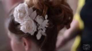 видео Свадебный стиль: 25 ярких свадебных причесок
