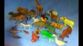 """Игра для детей """"Кто сможет найти животных?"""""""