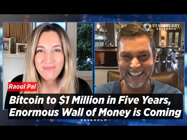 🎬 Stansberry Research: Bitcoin to $1 Million in Five Years, Enormous Wall of Money is Coming