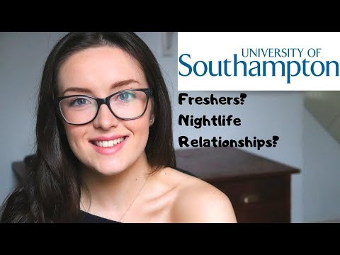 WHAT THE UNIVERSITY OF SOUTHAMPTON IS REALLY LIKE...