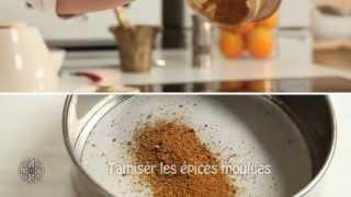"Ras El Hanout ""vf"" (composition D'épices) /moroccan Spice Blend) شميشة : رأس الحانوت"