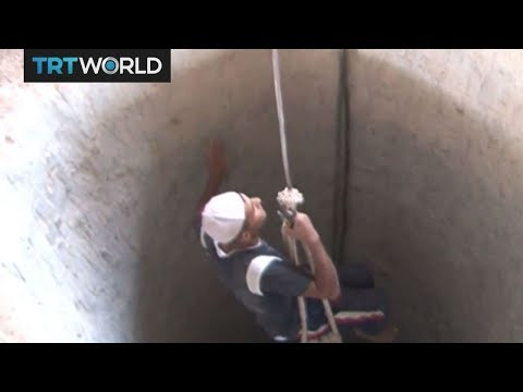 Tunnels Used To Smuggle Goods Into Gaza