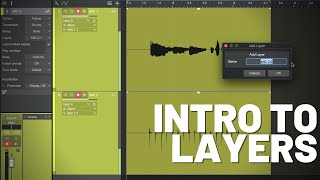 Intro to Layers