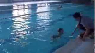 Обучение плаванию для детей в Атлантисе