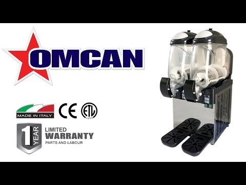 OMCAN Italian Slush Machine