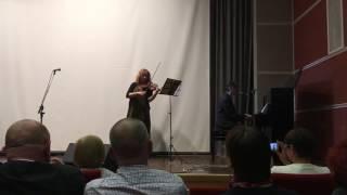 видео Представление поэтического триптиха Юрия Годованца  «Немного слов»