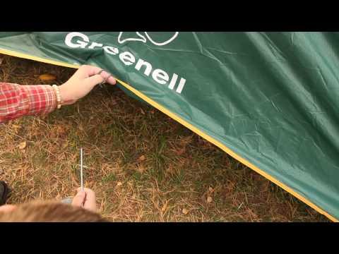 Кемпинговая палатка Greenell «Каван 2» | 8990руб. ($157)