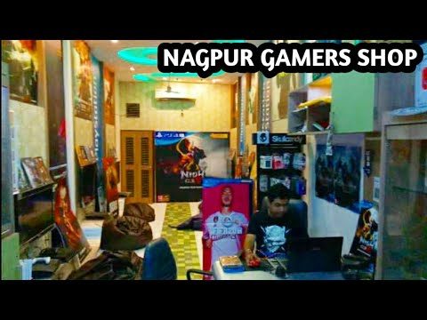 Best Gaming  Console Available In  Nagpur Gamers Shop (part 1)