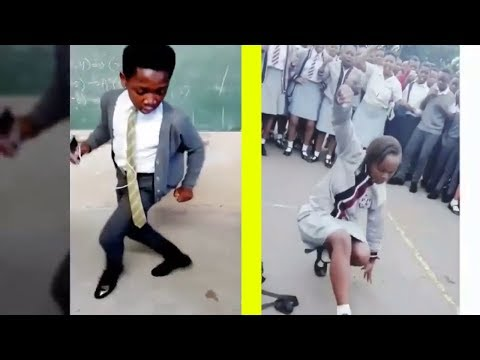 SA school kids dancing 2018