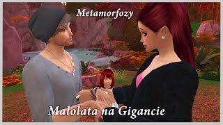 """The Sims 4 I CAS - Mody I Małolata na Gigancie """"Nowy Look Małolaty"""""""