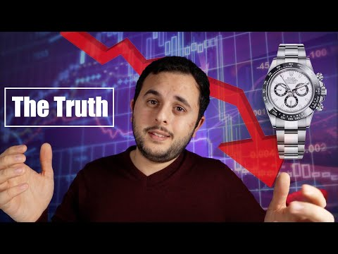 2020 Rolex Prices Dropping? | The Truth About The Watch Market