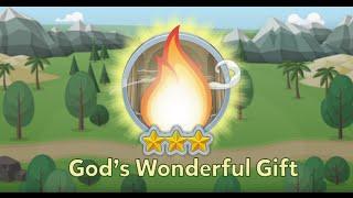 God's Wonderful Gift   Bible Adventure   Lifekids