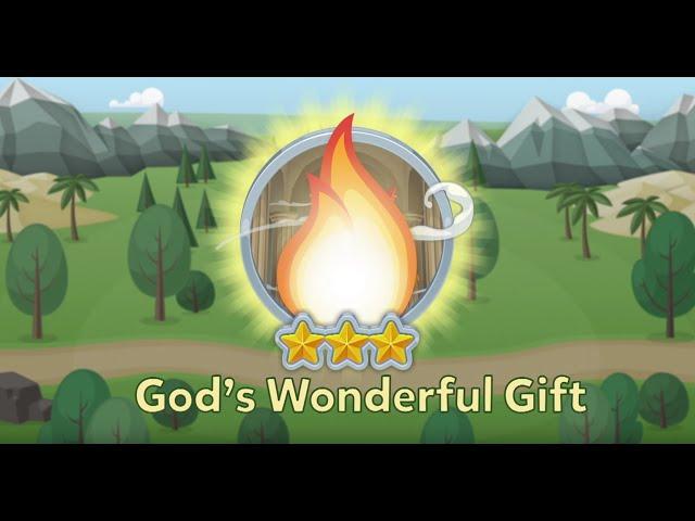 God's Wonderful Gift | BIBLE ADVENTURE | LifeKids