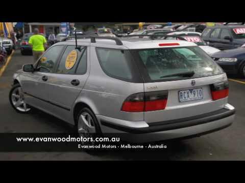 saab 9-5 Luxury wagon - Car City - Evanwood Motors