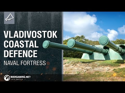 World of Warships - Naval Fortress: Vladivostok