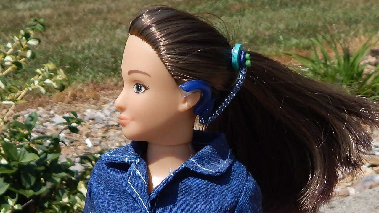 How To Make Cochlear Implants For Your Doll YouTube