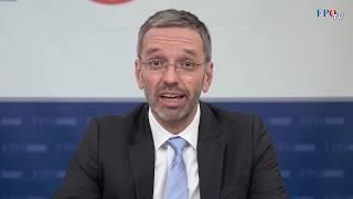 """Herbert Kickl: ÖVP-Justizskandal um schwarze """"Daschlogt's es""""-Netzwerke voll aufklären!"""