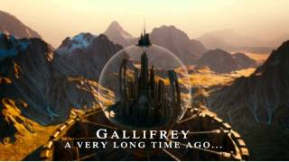 Repeat youtube video Doctor Who Soundtrack - Gallifrey Medley Reedit