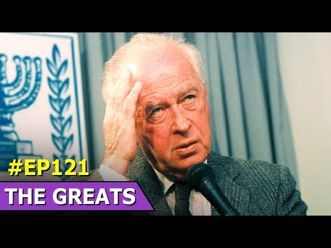 Yitzhak Rabin   Former Prime Minister of Israel   The Greats Shortcuts   Episode 121