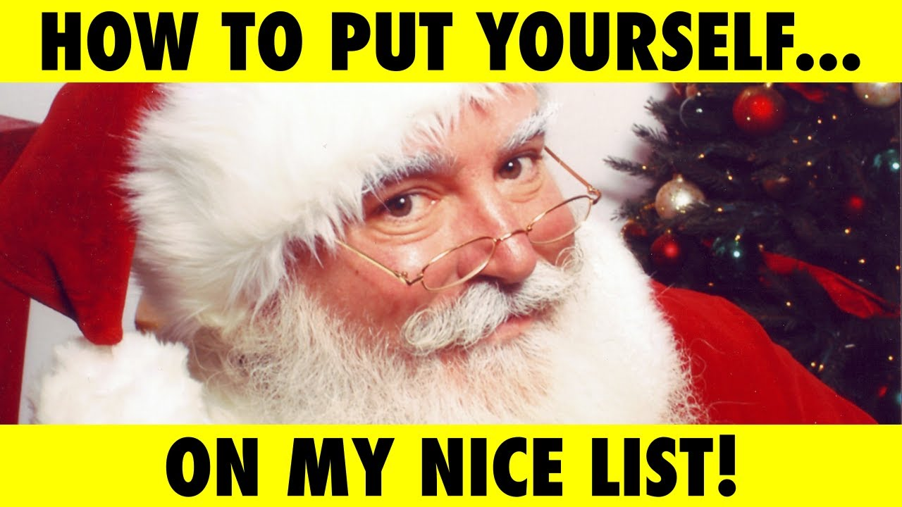 How to call santa claus and put yourself on the good list youtube solutioingenieria Images