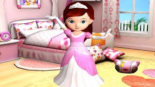 Play Fun Sweet Baby Girl Care Kids Games - Ava 3d Baby Doll Care, Dress Up, Dance Games By Tabtale