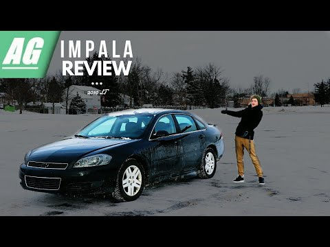 2010 Chevrolet Impala - Review