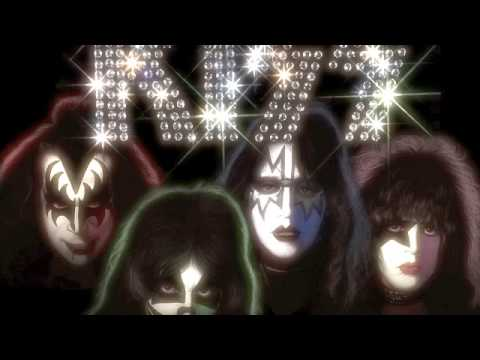 Kiss - I was made for loving you ( The Square RMX )
