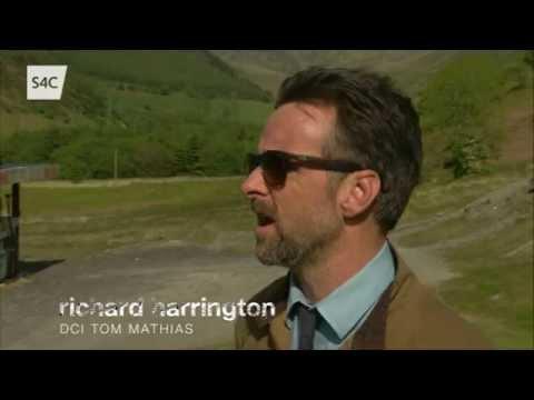 Y Gwyll: Cyfweliad â Richard Harrington