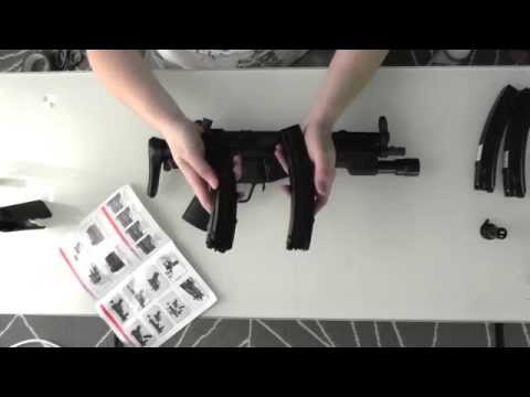 Unboxing: WE Apache MP5A3 GBBR