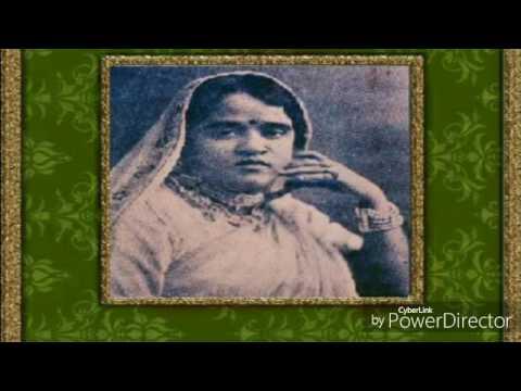 Indubala devi ji - Raag Mishra Kafi / Hori / Shankar Khelat Hori
