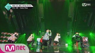 Download Video [BOYS24] Unit Green's Candy Shop @Final Unit Match 20160806 EP.08 MP3 3GP MP4