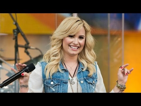Demi Lovato On Good Morning America - Heart Attack