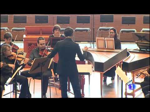Concerto for three harpsichords in C - J.S.Bach  - International Bach Festival