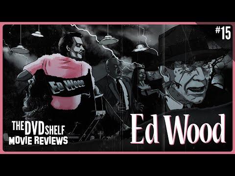 ED WOOD   The DVD Shelf Movie Reviews