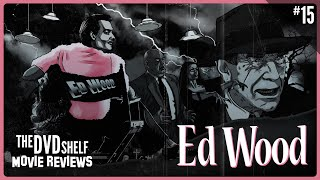Ed Wood: The Dvd Shelf Movie Reviews