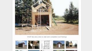 My Shed Plans Elite Shed Designs Plans