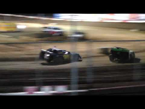 Super late model main 8-24-19 coos bay speedway