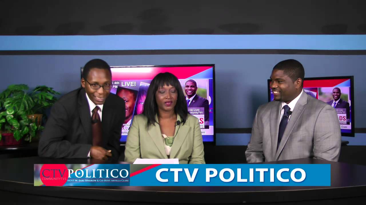4 8 2015 CTV POLITICO with guest byron Donalds