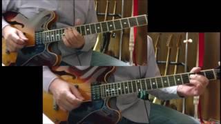 Twilight Zone / Twilight Toneのギターソロ部分を弾いてみました。