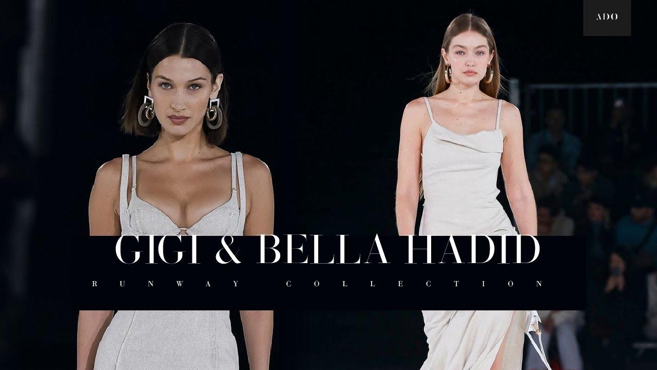 Gigi & Bella Hadid | Runway Collection