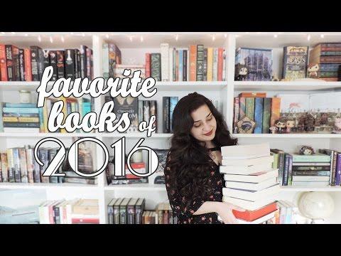 FAVORITE BOOKS OF 2016!