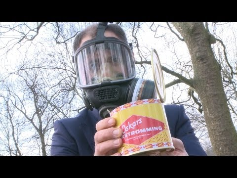 Surströmming: Tasting The Smelliest Fish In The World