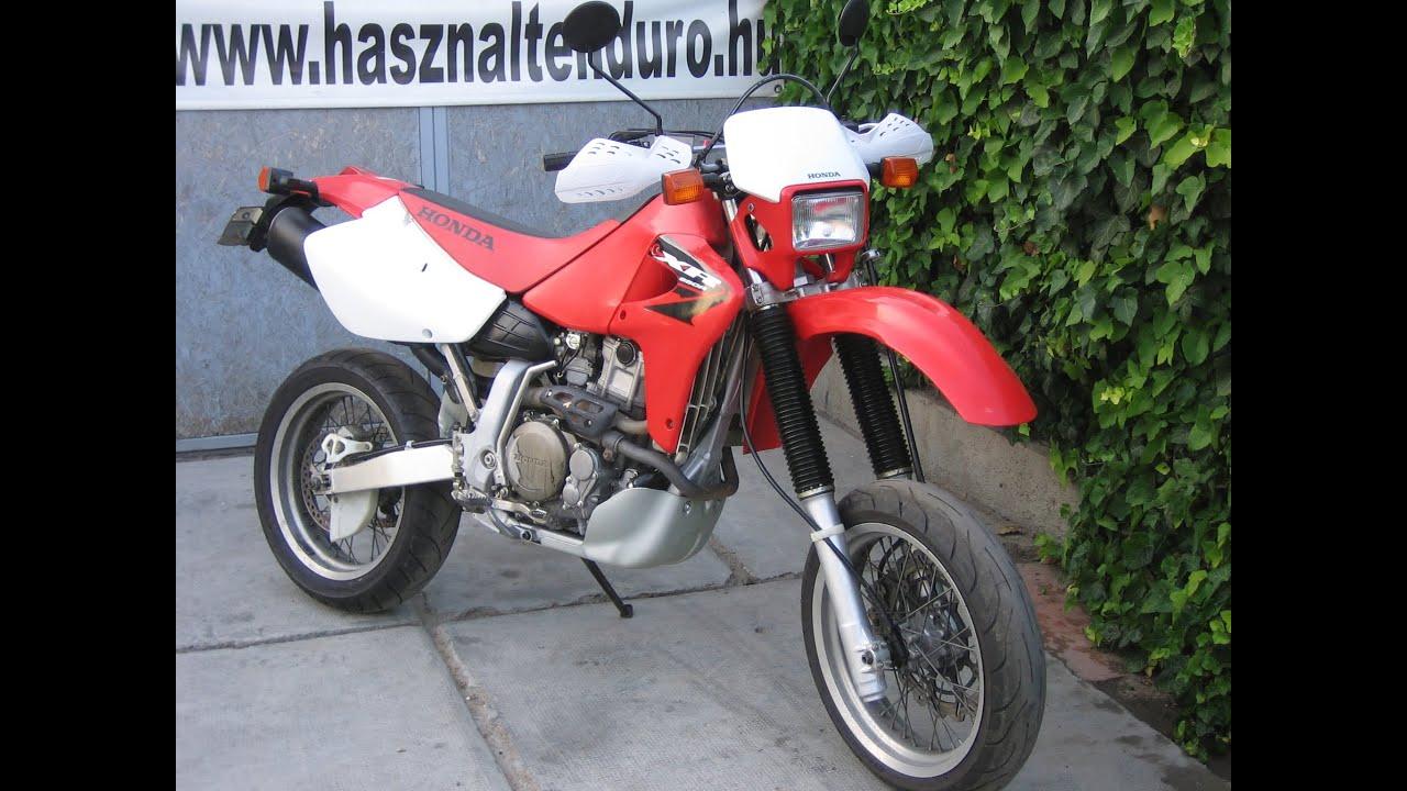 Honda XR 650 R, 2006 - YouTube