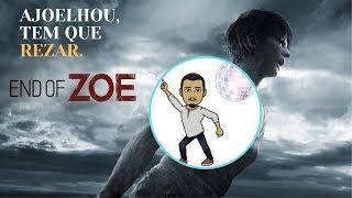 RE7 END OF ZOE - AJOELHOU TEM QUE REZAR.gameplay Pt2