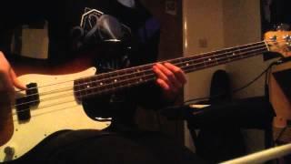 Tom DeLonge - Animals Bass Cover